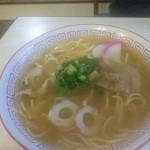 シンプルな美味しい中華そばでした!!
